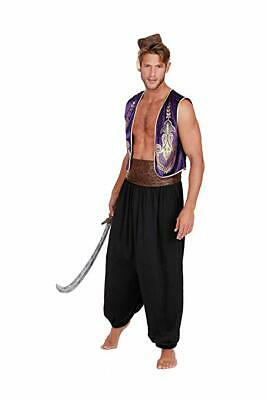 Dreamgirl Arabian Prince Sultan Aladdin Adult Mens Halloween Costume 11561