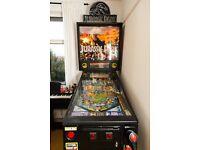 Jurassic Park Data East Pinball Machine - Excellent Condition