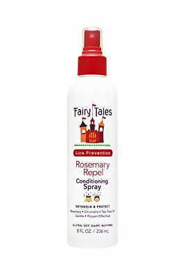Fairy Tales Repel (Fairy Tales Lice Prevention Rosemary Repel Conditioning Spray)