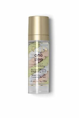 Face Makeup Steps (Stila One Step Correct Skin Tone Correcting & Brightening Serum, 1)