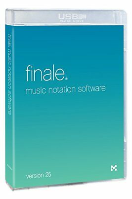 New Make Music Finale 25 Music Notation Pc Mac Download