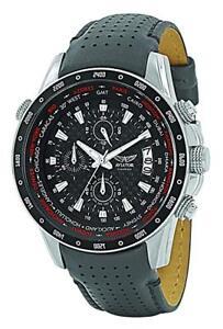 Aviator AVW7770G78 Men's WorldTime Chronograph Watch