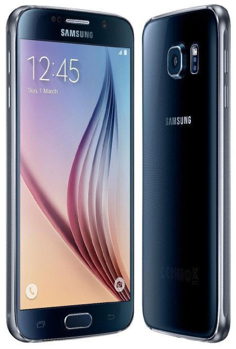 Samsung G920 Galaxy S6 128GB Verizon Wireless 4G LTE Android Smartphone