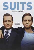 SUITS SEASON 1 DVDs