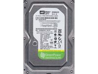 "Western Digital 3.5"" SATA internal hard drives"