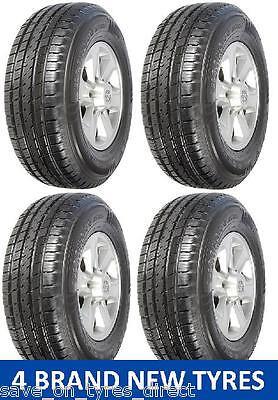 4 2157016 BUDGET 215 70 16 Tyres x4 100HR 215/70 R16 SUV 4x4 Car