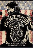 Sons of  Anarchy Seasons 1-2-3-4-5