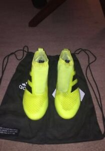 Ace 16+ Pure Control Men's Soccer Cleats Kitchener / Waterloo Kitchener Area image 5
