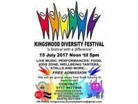 Kingswood Diversity Festival 15th July 2017