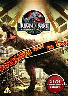Jurassic Park trilogy 2018 dvd box set NEW & SEALED