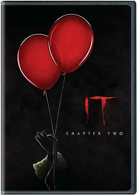 It Chapter 2 DVD (2019) Brand New Factory Sealed