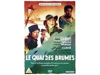 Film Quai Des Brumes (DVD) (Digitally Restored) 1938 Jean Gabin