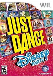 Wanted:  Just Dance Disney Party