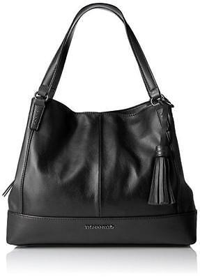 NWT Tignanello Urban Casual Shopper, Black, T65525A MSRP: $175.00