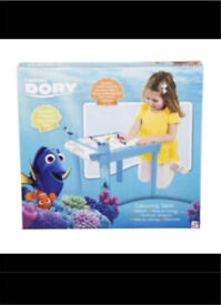 Brand new finding Dory activity drawing table