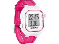 Garmin GPS running watch