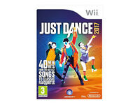 Just Dance 2017 (Nintendo Wii) Sealed
