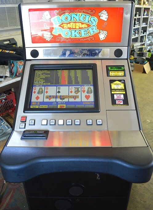"IGT I GAME VIDEO SLOT MACHINE  SLANTTOP ""GAME KING"" LCD MONITOR"