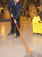 Part Time Evening Factory Cleaner in Newmarket