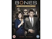 Bones box set seasons 1-8