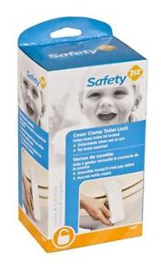 Safety 1st Cover Clamp Toilet Lock - Brand New in Box