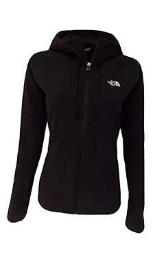 The North Face Women Tundra Hoodie Full Zip Fleece 100 in Black S-XL BNWT