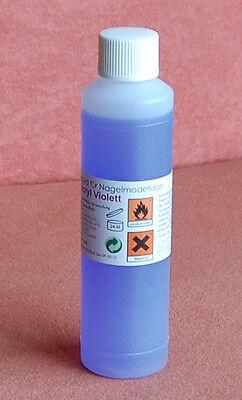Acryl Liquid 100 ml für Anfänger  Super Violett