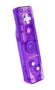 PDP - Rock Candy Controller - Wii - Purple (No Box)