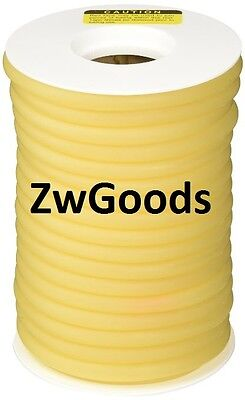 50 Feet 532 I.d X 332 Wall  Surgical Latex Rubber Tubing Ab