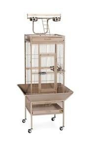 Parrot Cage with Play Stand