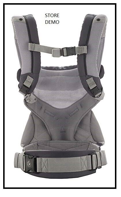 CLEARANCE SALE Ergobaby Baby Carrier 360 All Carry Positions w/ Cool Air Mesh