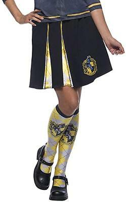 Rubies Harry Potter Hufflepuff Hogwarts Womens Halloween Costume Skirt 39043 (Hufflepuff Halloween Costumes)