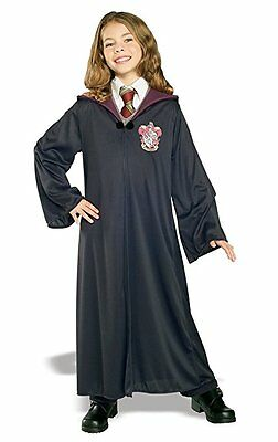 Rubies Harry Potter Hermione Granger Gryffindor Child's Robe Halloween Costume](Harry Potter Hermione Halloween Costume)