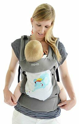 Mo+m Fashion Convertible Baby Carrier w/ Interchangeable Design Panels FAST SHIP Baby Carrier Panel