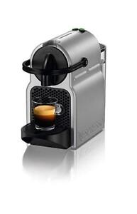 Nespresso Inissia Coffee Machine by DeLonghi with 14 Capsules