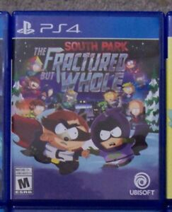 PlayStation 4 SOUTH PARK Fractured But Whole RPG Game for PS4