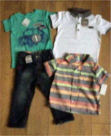 12-18 months boys, new with tags