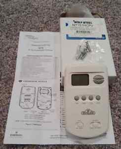Napolean Vertical 5/2 Day Programmable Thermostat