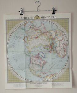 VINTAGE LITHOGRAPH MAPS SOME BETWEEN 1939 -1947