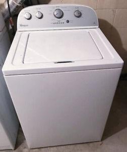Laveuse Whirlpool haute capacité à vendre AUBAINE