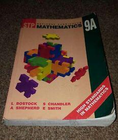 STP Mathematics book