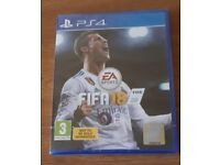 Fifa 2018 £25 Brand New factory sealed