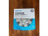 """TopTech 15"""" Torque Wheel trims"""