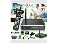 NEW MXQ M10 M8 T8 ANDROID TV BOXS.