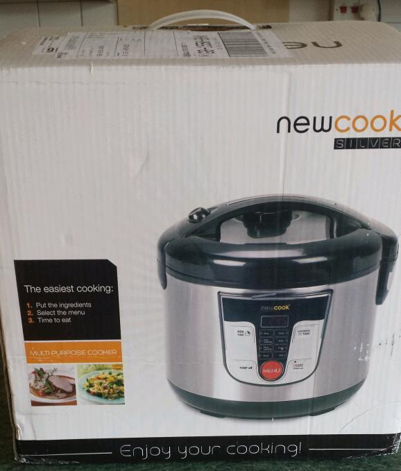 Your kitchen multi cooker - Newcook plus ...