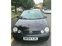 Volkswagen Polo 1.4 petrol, long MOT, idea for first car