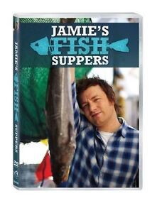 A25 BRAND NEW SEALED Jamie's Fish Suppers (DVD, 2013)