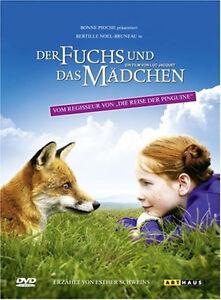 DER-VOLPE-und-amp-DAS-RAGAZZA-Edizione-Speciale-2-DVD-Buchbox-Nuovo