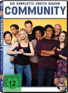 Community, 4 DVD. Season.2 - Joel McHale -  U1B6