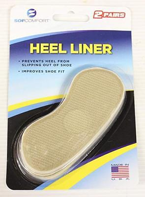 SofComfort Heel Liner 6 Pair for sale  Shipping to India